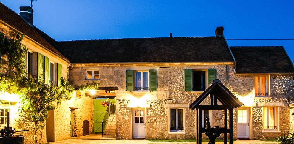 Clos des vignes neuville bosc france - Hotel avec jacuzzi dans la chambre midi pyrenees ...