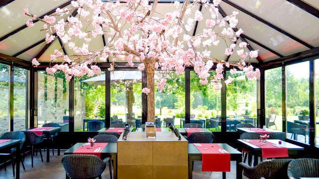 Gastronomie en ontspanning in de buurt van Parijs