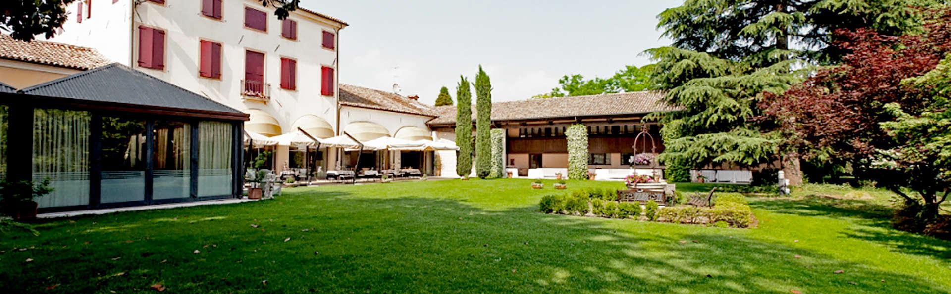 Séjournez dans un hôtel de charme à Bassano del Grappa