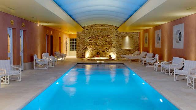 Rendez-vous relaxant et charme provençal près d'Avignon