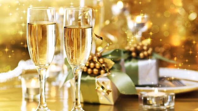 Réveillon bien-être et gourmand pour célébrer le passage en 2020 ! (à partir de 2 nuits)