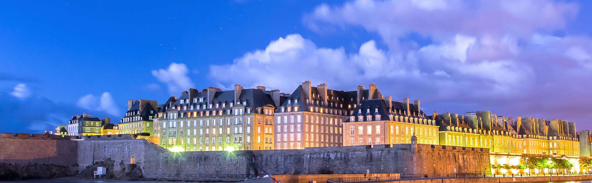 Escale iodée à Saint-Malo