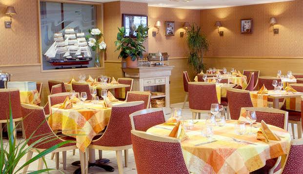 Week-end avec dîner à Saint-Malo
