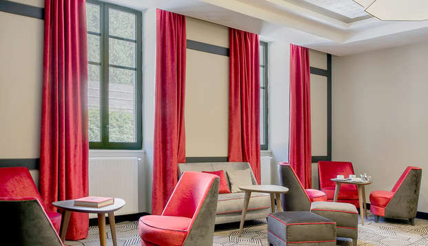 Best Western Plus Excelsior Chamonix Hotel Spa - Lounge