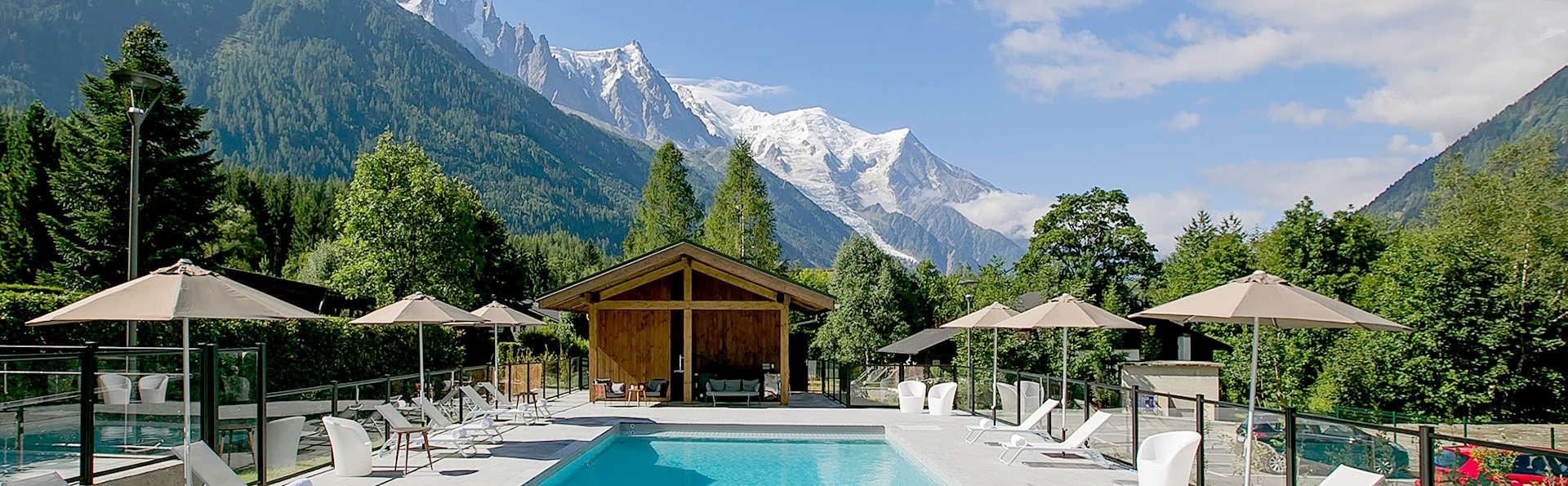 Parenthèse relaxante au cœur des Alpes