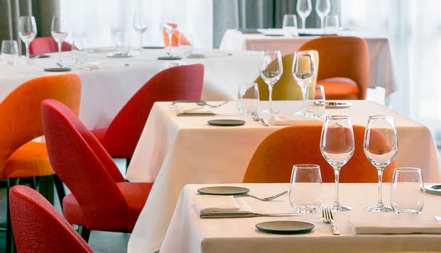Profitez d'un séjour gourmand et détente à Chamonix !