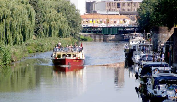Wellness, ontspannen en een rondvaart rondom Den Bosch