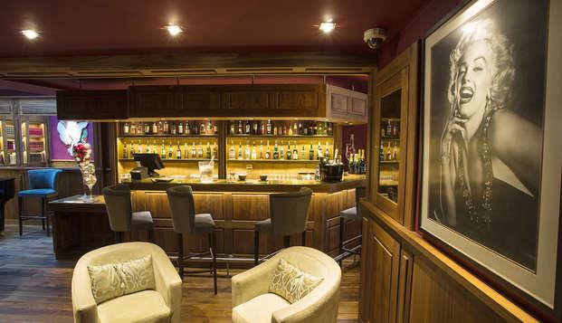 Best Western Cannes Riviera et Spa - Bar