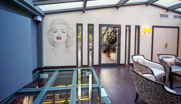 Best Western Cannes Riviera et Spa - lounge