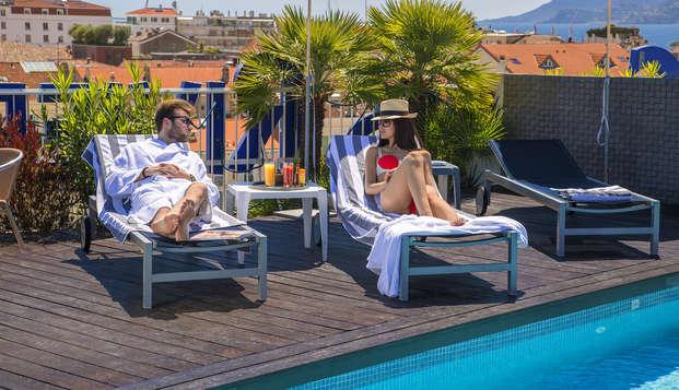 Best Western Cannes Riviera et Spa - pool