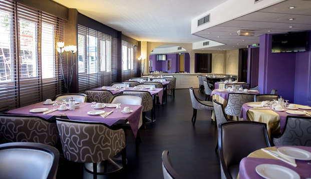 Best Western Cannes Riviera et Spa - salle dejeuner