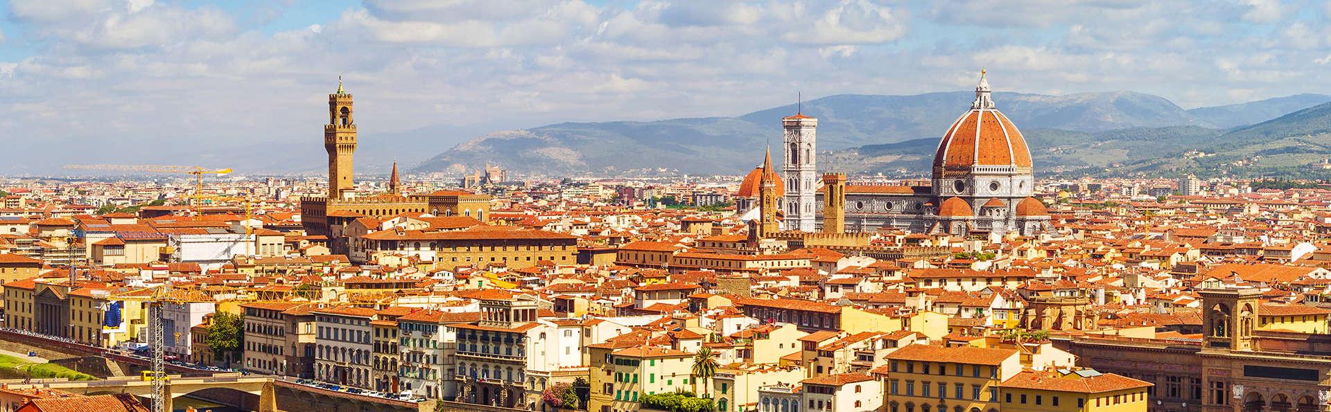 Week-end dans le centre-ville de Florence, à l'hôtel Mia Cara