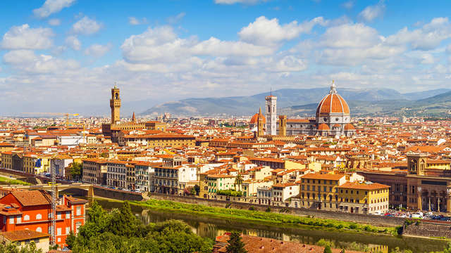 Weekendje in centrum Firenze in hotel Mia Cara