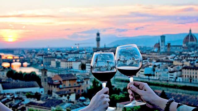 Soggiorno in centro a Firenze con check out posticipato!