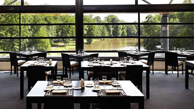 Week-end avec dîner et soin à 1h30 de Paris