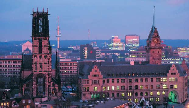 Duisburg Premium Package: 2 nachten met diners en toegang tot de dierentuin (vanaf 2 nachten)