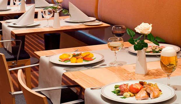 Culinair genieten in het prachtige Duisburg (vanaf 2 nachten)