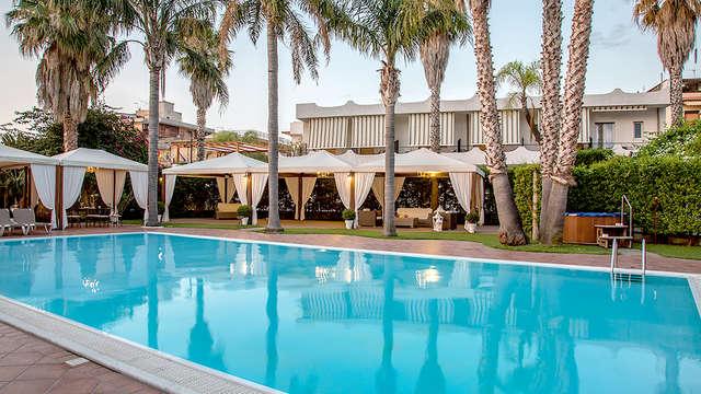 Profumi di Sicilia in un hotel a due passi dal mare, vicino a Milazzo