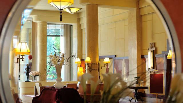 Domaine de Divonne - lounge