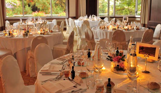Domaine de Divonne - restaurant