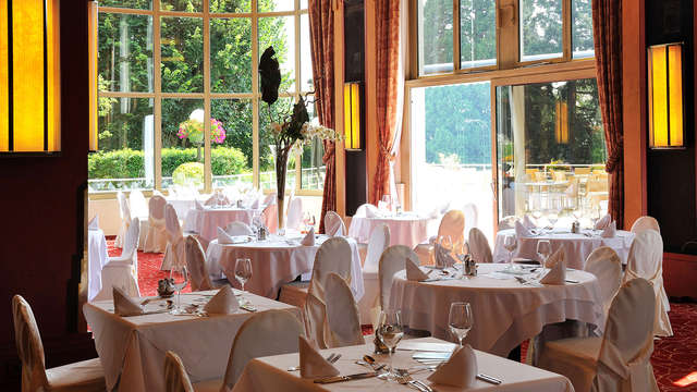 Moment de gourmandise et de détente à Divonne-les-Bains