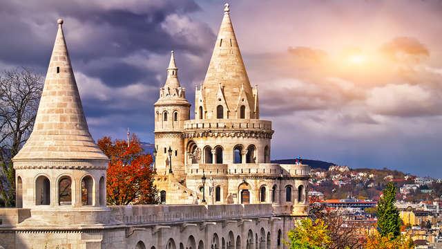 Romance en un castillo en el corazón de Budapest (desde 2 noches)