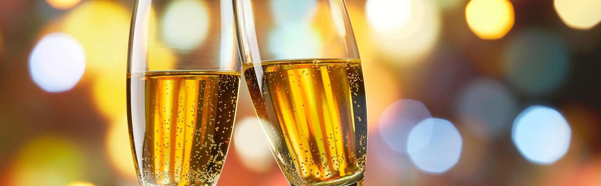 Romantiek met bubbels bij het ontbijt, luxe en design in Genk