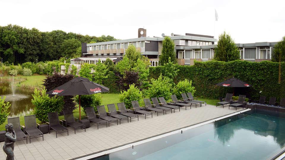 Amrâth Hotel Thermen Born - Sittard - edit_garden.jpg