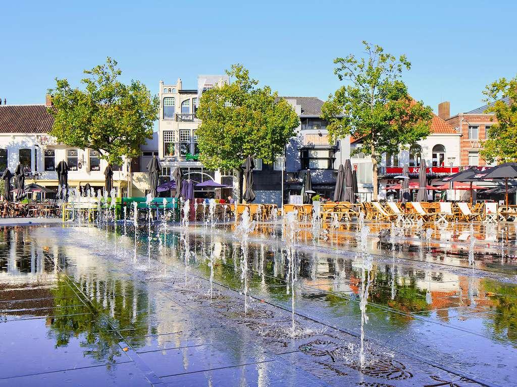 Séjour Pays-Bas - Détendez-vous dans le centre de bien-être lors d'une agréable visite de la ville de Tilburg  - 3*