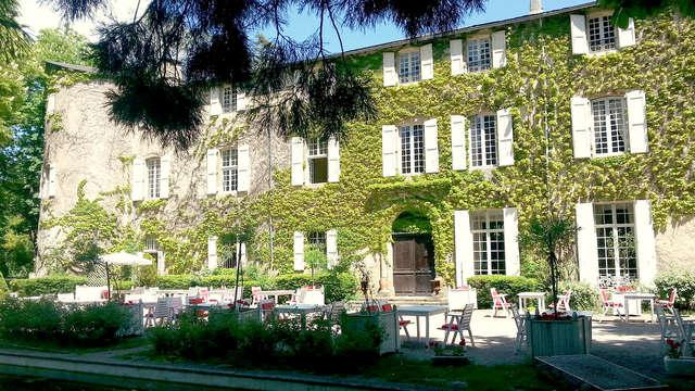 Oferta especial: escapada romántica en un castillo con encanto de Lozère