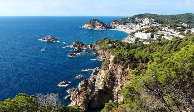 Speciale Mini Vacanze: Relax e benessere con accesso alla zona relax e massaggio nella Costa Brava (da 3 notti)