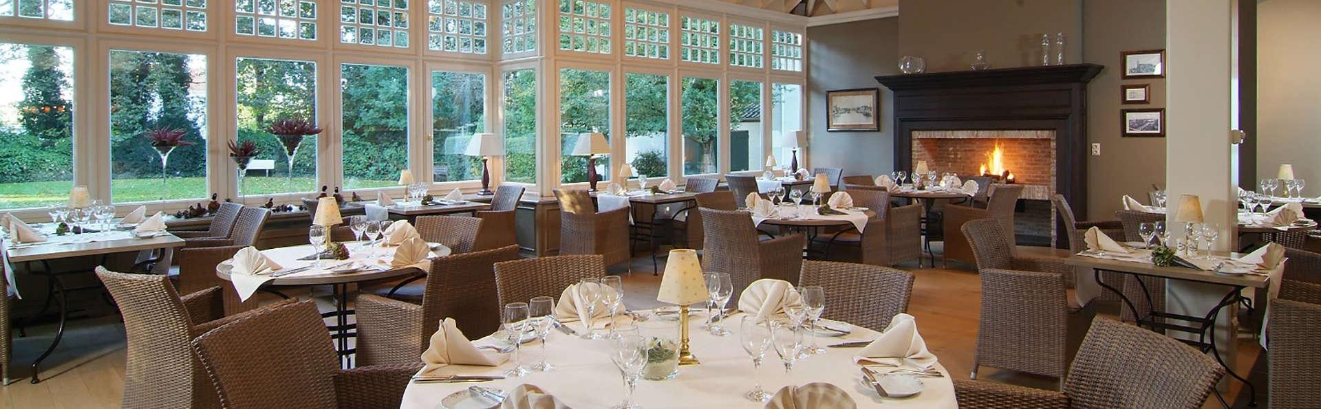 Week-end avec dîner dans la région de Gand