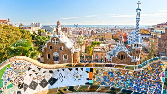 Escapada especial para familias y amigos en Barcelona
