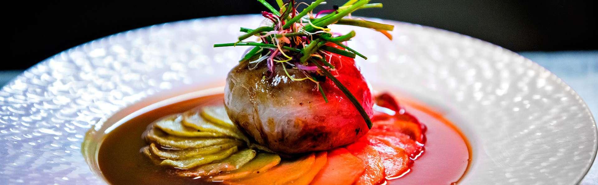 Offre spéciale! Weekend aux petits oignons avec dîner et apéritif local à Moissac (2 nuits)