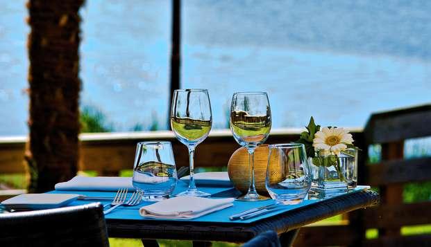 Voyage sensoriel avec dîner et accès spa au bord du Tarn (à partir de 2 nuits)