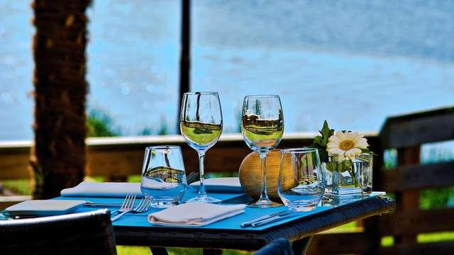 Voyage sensoriel avec dîner et spa au bord du Tarn (à partir de 2 nuits)