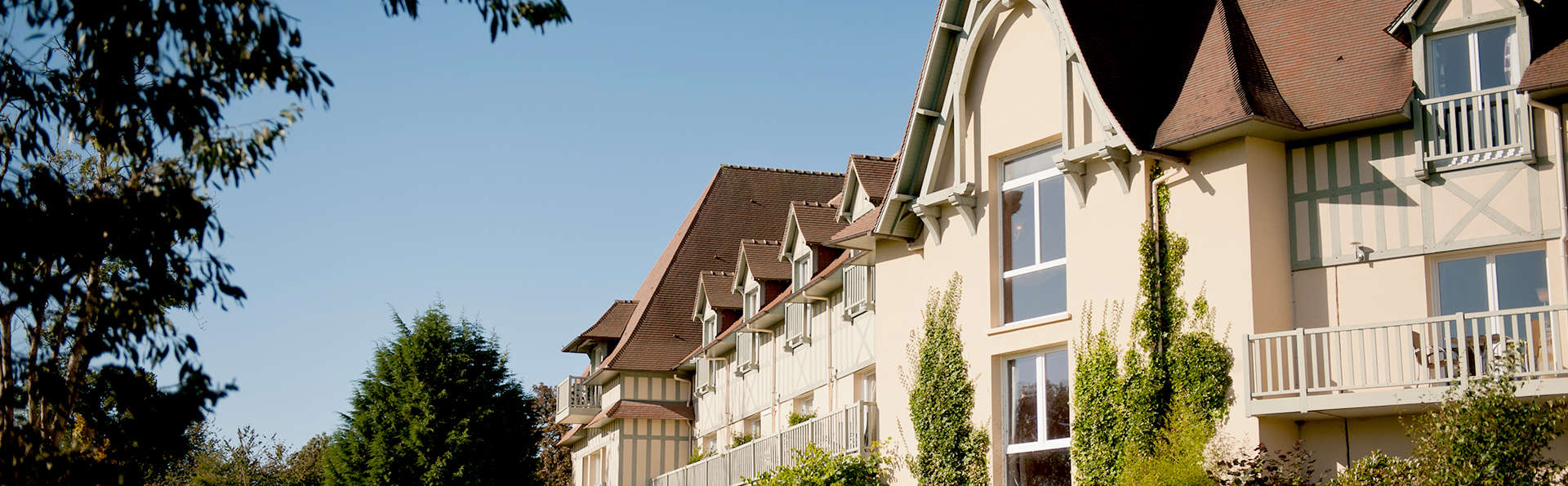 Délices normands et détente près de Deauville