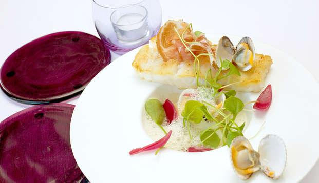 Week-end détente avec dîner près de Deauville