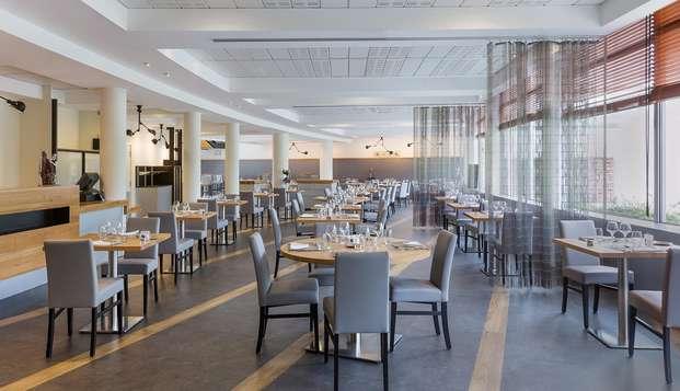 BEST WESTERN Hotel Sourceo - restaurant