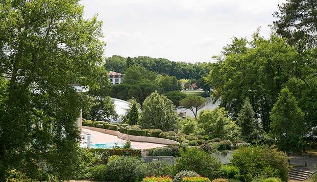 BEST WESTERN Hotel Sourceo - garden