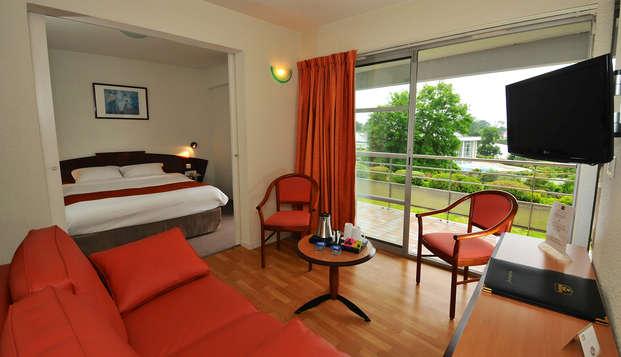 BEST WESTERN Hotel Sourceo - room