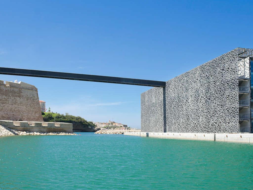 Séjour Marseille - City trip sous le soleil de la cité Phocéenne  - 4*