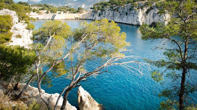 Week-end romantique et pétillant à Marseille