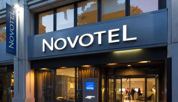 Novotel Prado Centre Velodrome - entry