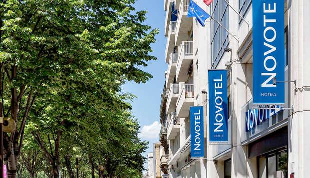 Novotel Prado Centre Velodrome - Front