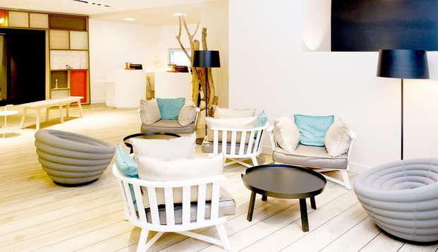 Novotel Prado Centre Velodrome - Lounge