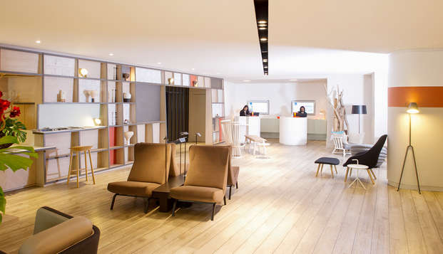 Novotel Prado Centre Velodrome - Reception