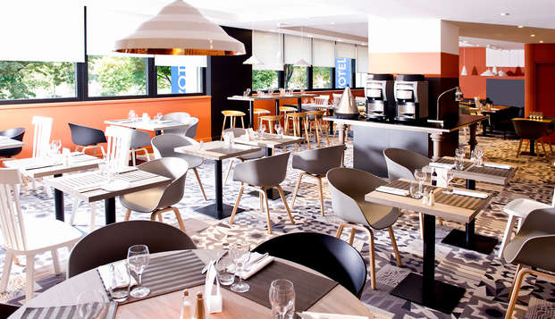 Novotel Prado Centre Velodrome - Restaurant