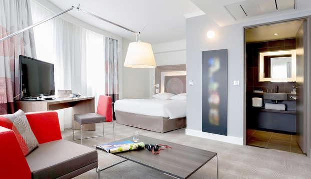 Novotel Prado Centre Velodrome - Room