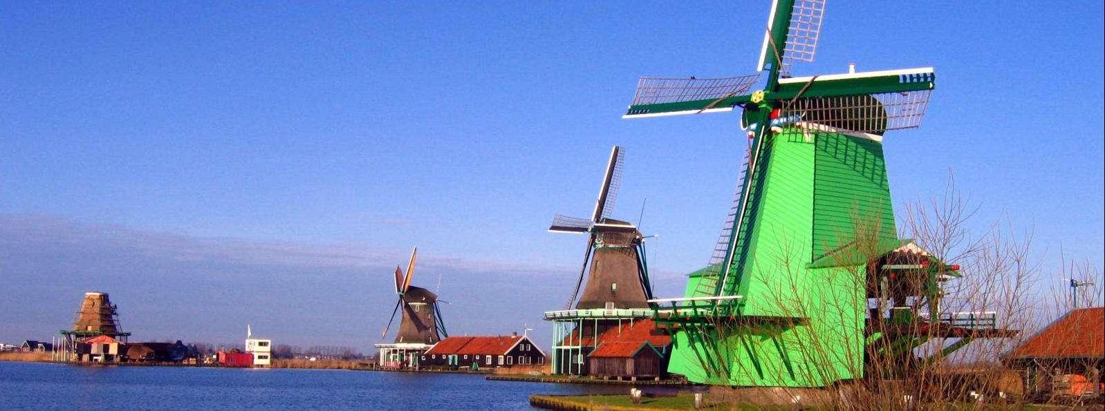 Profiter du confort, du luxe et d'une visite au Zaanse Schans